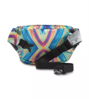 Load image into Gallery viewer, JanSport Bag Hippyland Bumbag Oil Swirl