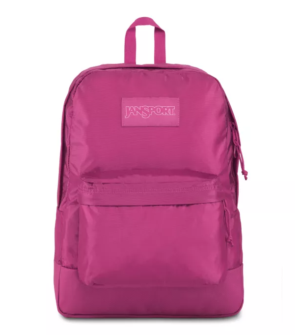 JanSport Rucksack Mono Superbreak Backpack Magenta Haze