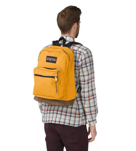 JanSport Rucksack Right Pack Backpack English Mustard