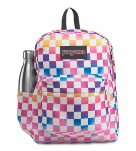 JanSport Rucksack Superbreak Plus Backpack Checkit