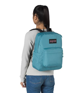 JanSport Rucksack Superbreak Plus Backpack Classic Teal