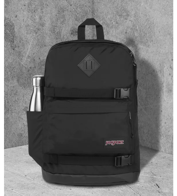 JanSport Rucksack West Break Backpack Black