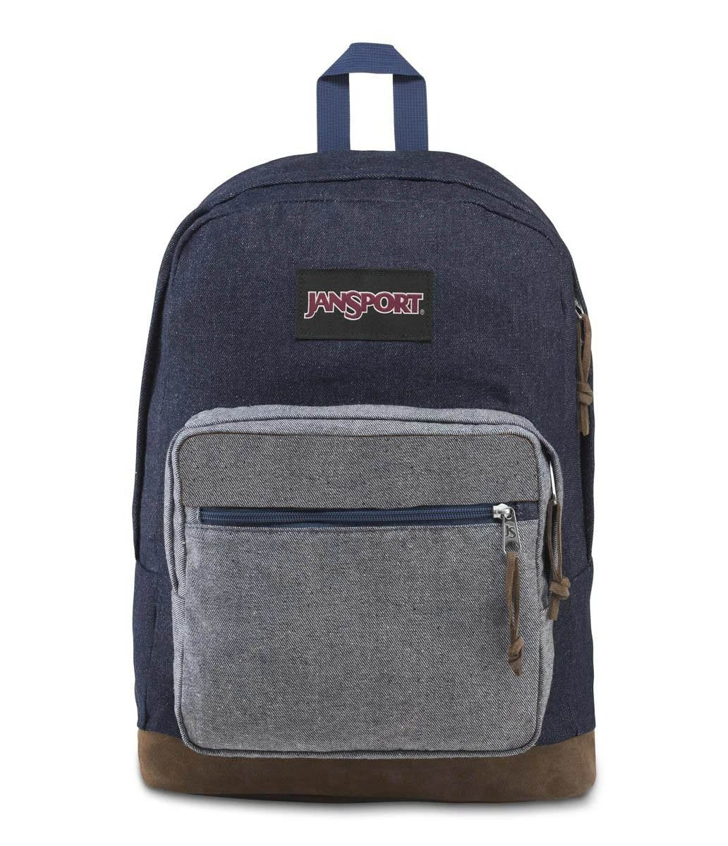 JanSport Rucksack Right Pack Expressions Backpack Double Denim