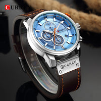 Chronograph Quartz Watch Men Sports Watche - Online-store