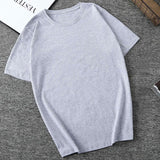 Basic T Shirt Casual O-neck - Online-store