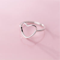 Hollow Heart Fashion jewelry Cute Valentine's Day Gift - Online-store