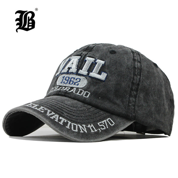 New Washed Cotton Baseball Cap - Online-store