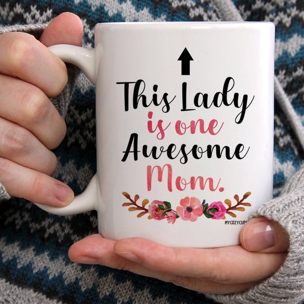 Ceramic Coffee Mug  Best Christmas Birthday Mothers Day Gifts For Mom Women Coffee Milk Mugs Cups - Online-store