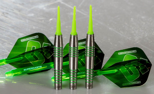 Superdarts THE SILENT ATTACKER Soft-tip 18g