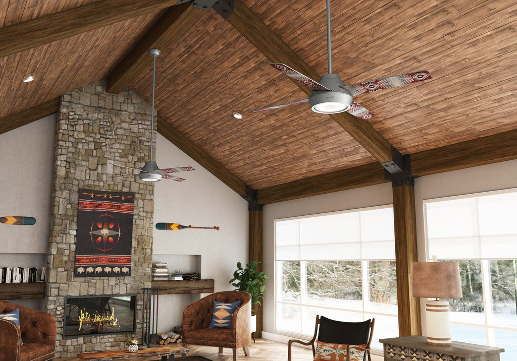 Cool ceiling fans to give your room style