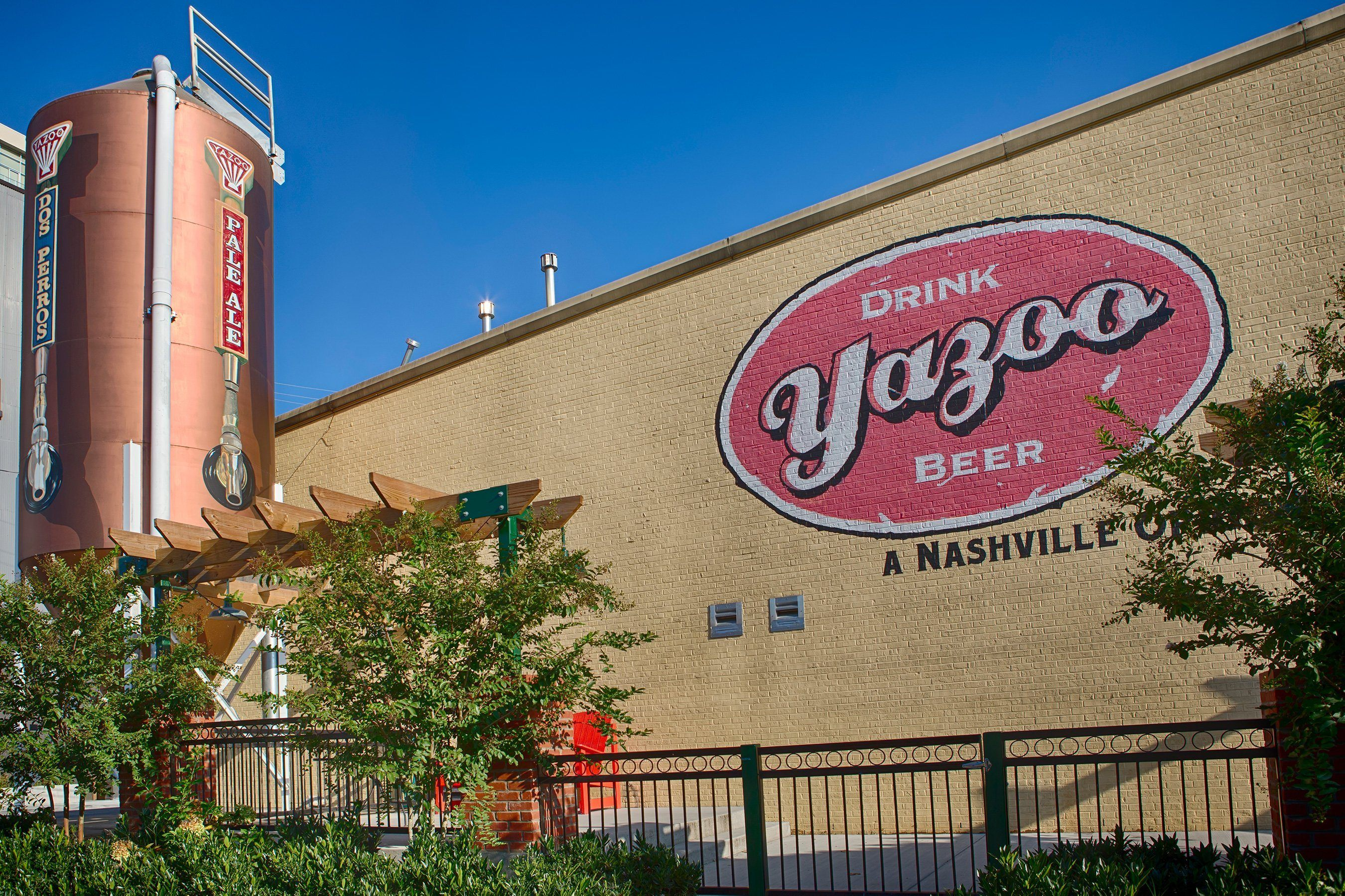 Yazoo Brewery Installs Hunter Titan HVLS Fan for Comfort and Moisture Control