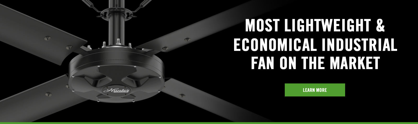 ECO | MOST LIGHTWEIGHT & ECONOMICAL INDUSTRIAL FAN ON THE MARKET