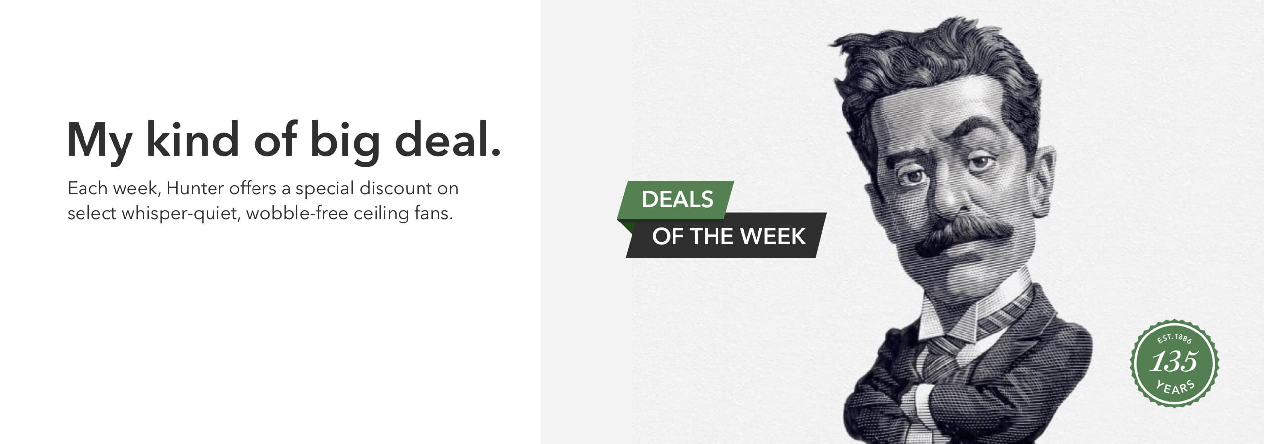 Deal of the week.