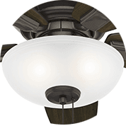Caps and Finials for Ceiling Fans | Hunter Fan