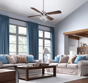 Chandelier Ceiling Fan | Hunter Fan