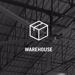 Industry Fans for the Warehouse Industry