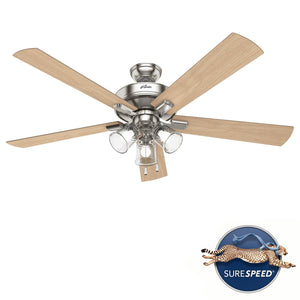 Bronze Ceiling Fans With Lights Or Without Hunter Fan