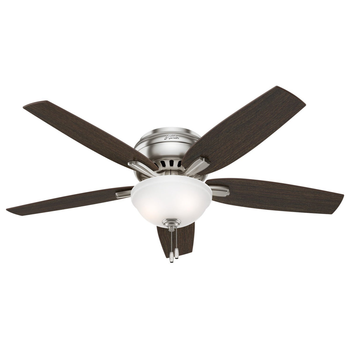 Newsome Low Profile With Light 52 Inch Ceiling Fan