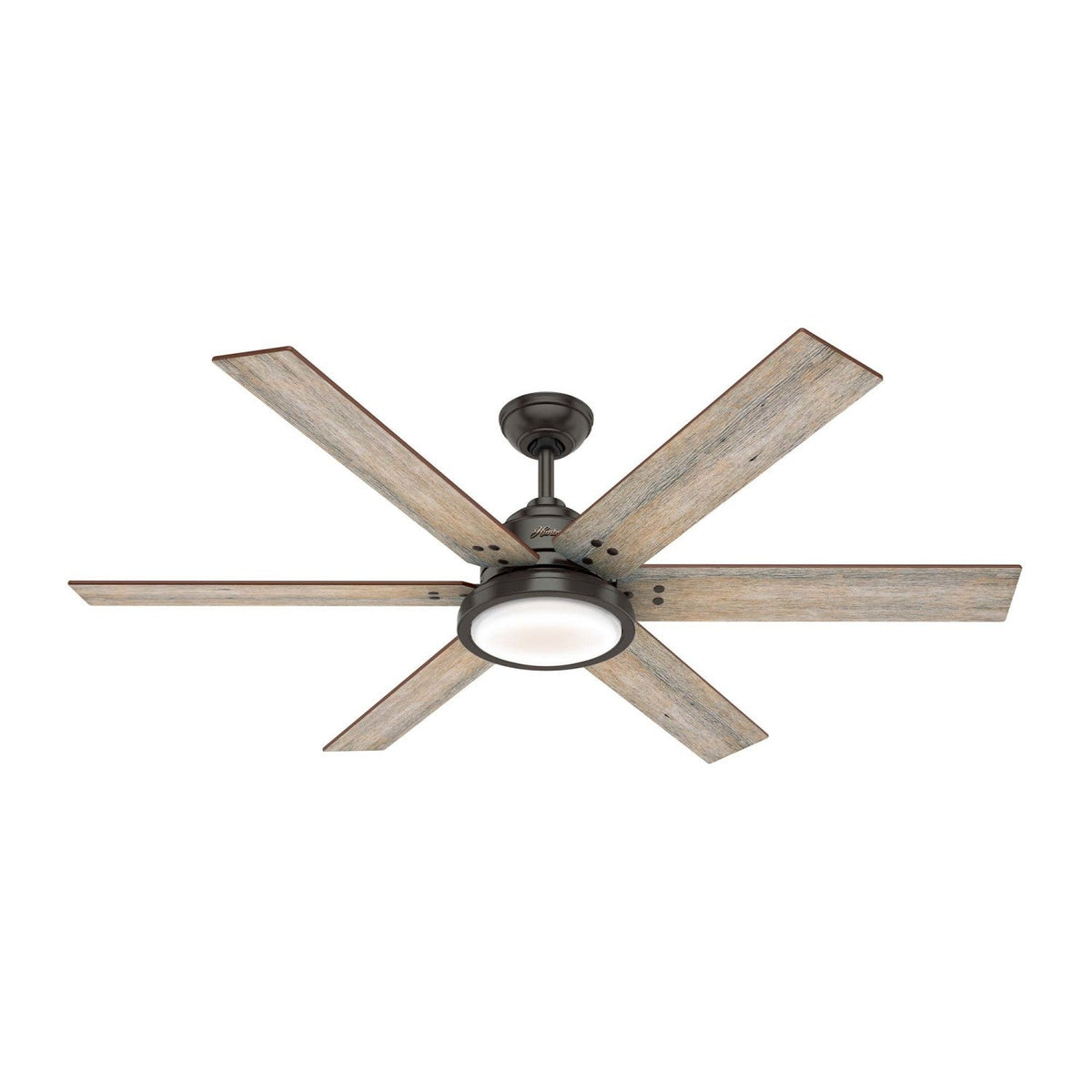 Warrant With Led Light 60 Inch Ceiling Fan