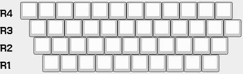 POM Jelly keycaps ALPHA KIT [Group Buy 1 extras]
