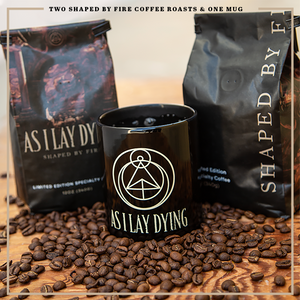AS I LAY DYING - Limited Edition Coffee and Mug Bundle