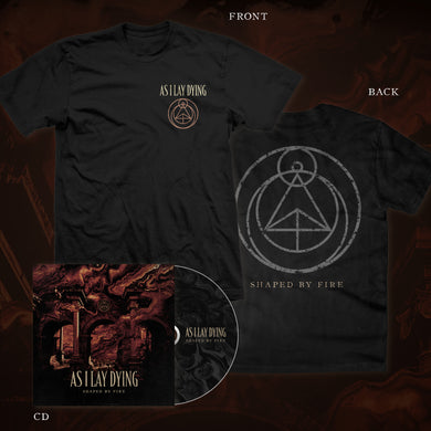 Shaped By Fire - T-Shirt Bundle #1