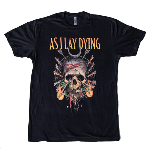 As I Lay Dying - Tribal Skull