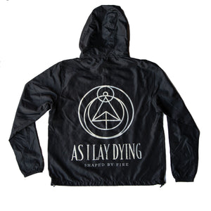 As I Lay Dying - Shaped By Fire - Windbreaker