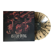 Load image into Gallery viewer, As I Lay Dying - Shaped By Fire - Beer on Black Vinyl