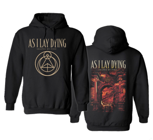 As I Lay Dying - SBF Album Hoodie