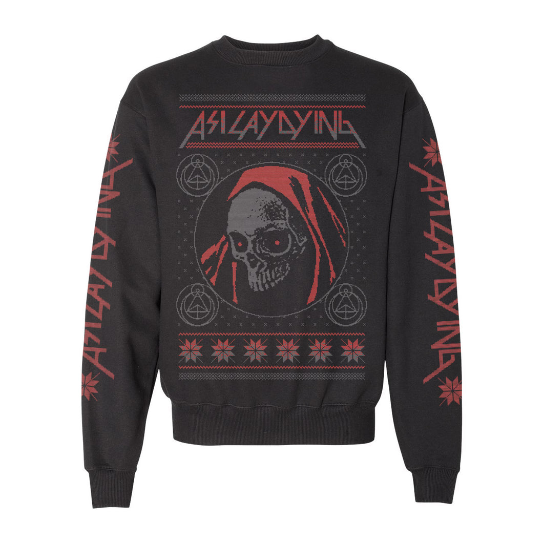 As I Lay Dying - Holiday Sweater - 2019