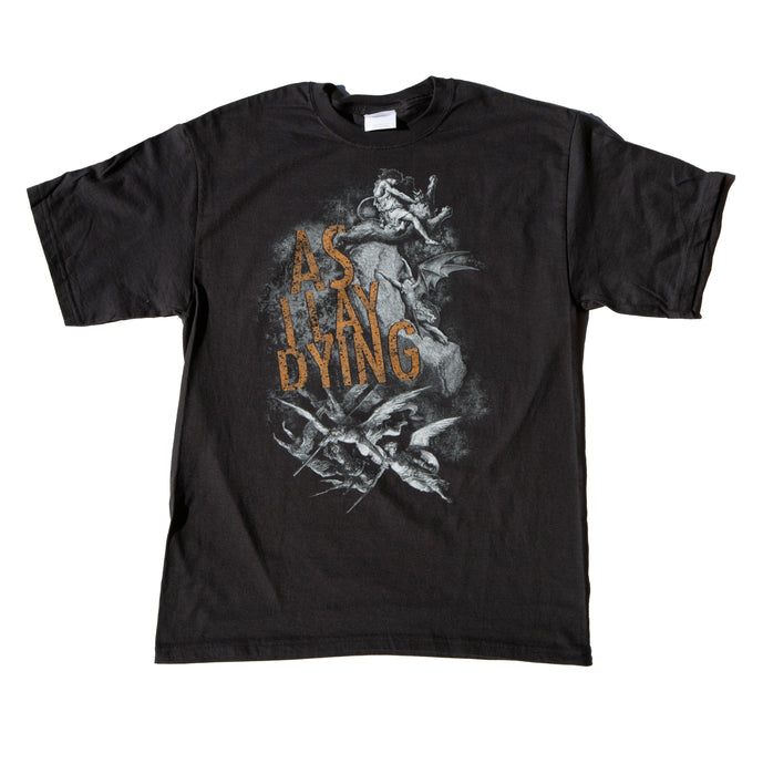 As I Lay Dying - Battle Angel - Tee