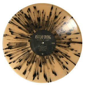 As I Lay Dying - Shaped By Fire - Beer on Black Vinyl