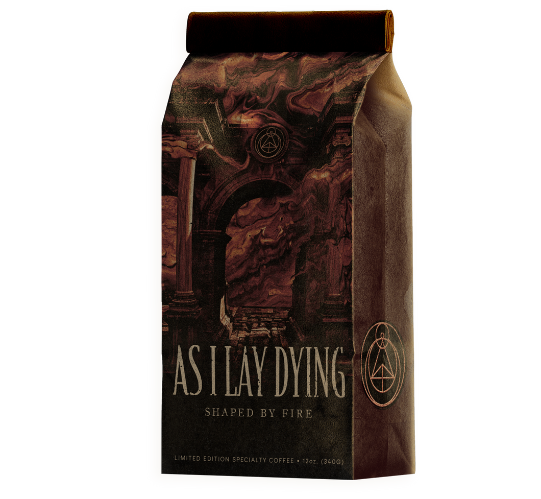 As I Lay Dying - Shaped By Fire Coffee