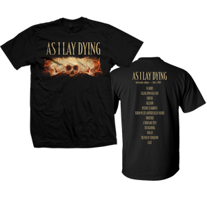 As I Lay Dying - Frail Words Collapse - 17 Year Anniversary Tee