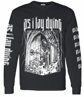 As I Lay Dying - Gatekeeper B&W Long Sleeve