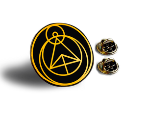 AS I LAY DYING - LAPEL PIN