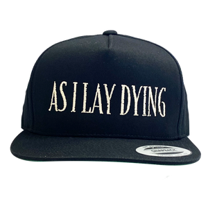 AS I LAY DYING - NAME HAT