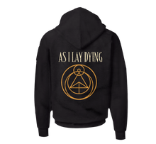 Load image into Gallery viewer, As I Lay Dying - Shaped By Fire Hoodie