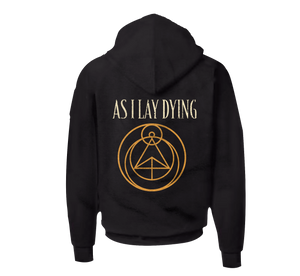 As I Lay Dying - Logo Hoodie