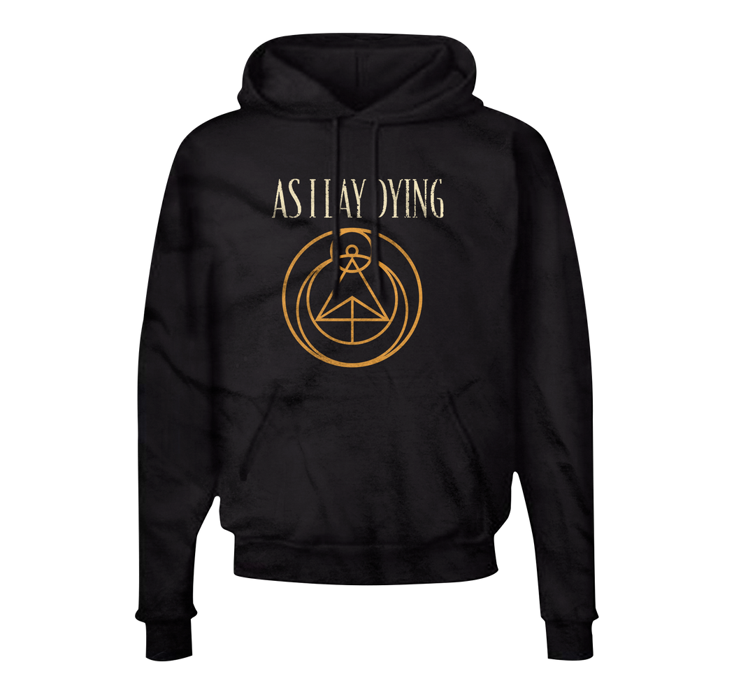 As I Lay Dying - Shaped By Fire Hoodie