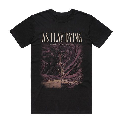 As I Lay Dying - Destruction or Strength Tee