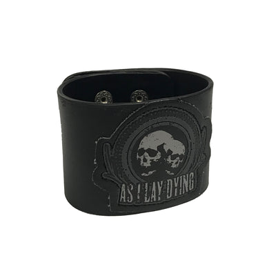 AS I LAY DYING - WRISTBAND LEATHER