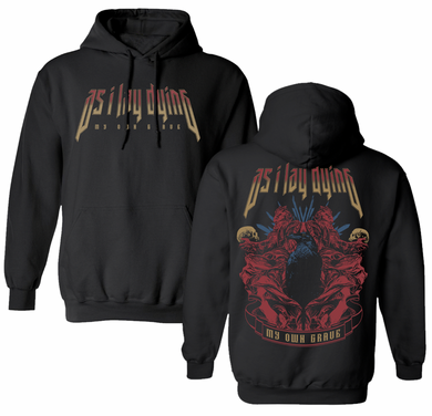 As I Lay Dying - My Own Grave Hoodie 2020
