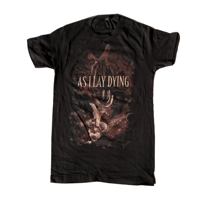 As I Lay Dying - 2018 North America Tour - Tee