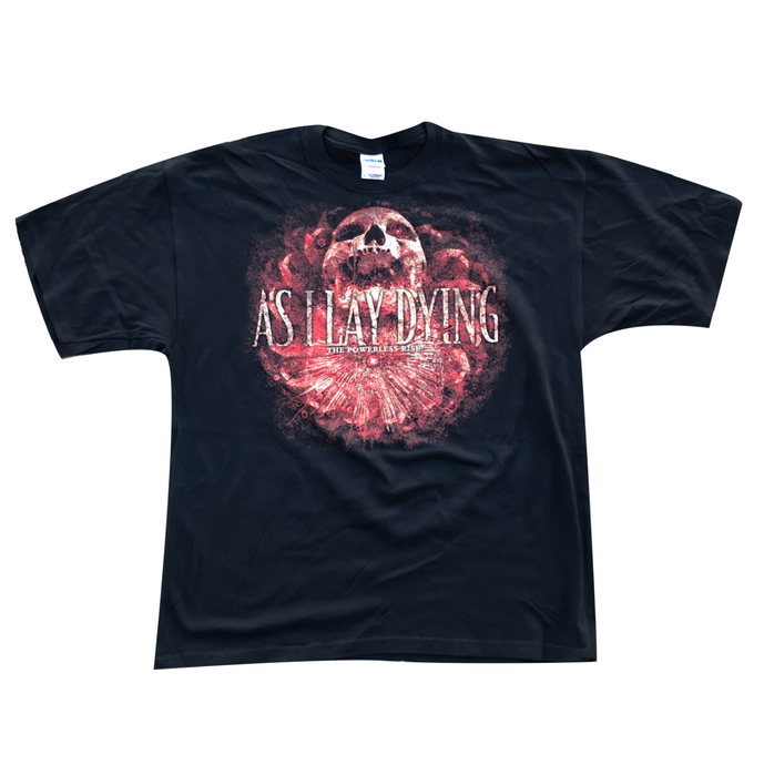 As I Lay Dying - Powerless Rise - Tee