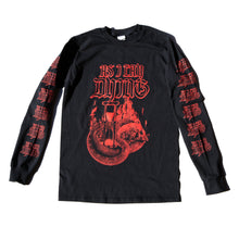 Load image into Gallery viewer, As I Lay Dying - Serpent Long Sleeve