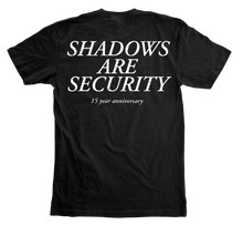 Load image into Gallery viewer, As I Lay Dying - Shadows are Security Tee - 15 Year Anniversary