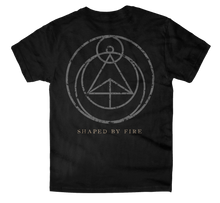 Load image into Gallery viewer, As I Lay Dying - Shaped By Fire Logo Tee