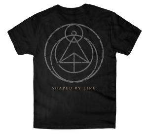 As I Lay Dying - Shaped By Fire Logo Tee